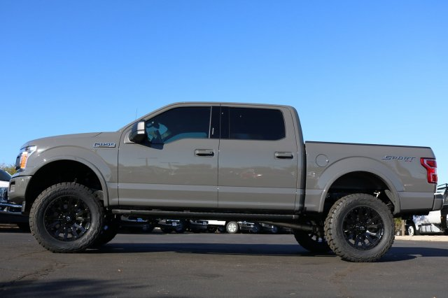 2020 F-150 SuperCrew Cab 4x4, Pickup #FL527 - photo 2