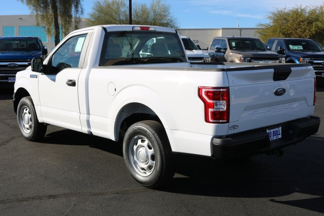 2020 Ford F-150 Regular Cab RWD, Pickup #FL534 - photo 2