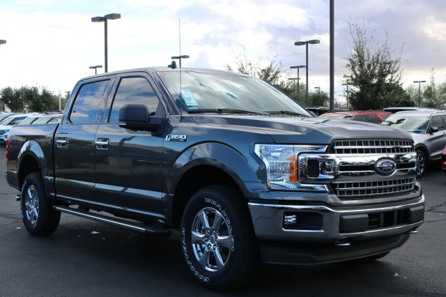 2020 Ford F-150 SuperCrew Cab 4x4, Pickup #FL539 - photo 4