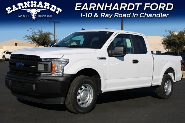 2020 F-150 Regular Cab 4x2, Pickup #FL542 - photo 1