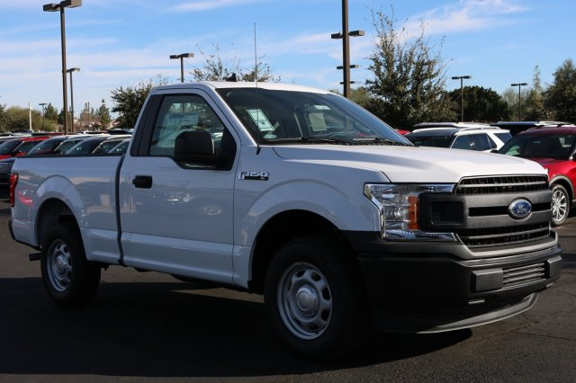 2020 Ford F-150 Regular Cab 4x2, Pickup #FL554 - photo 4