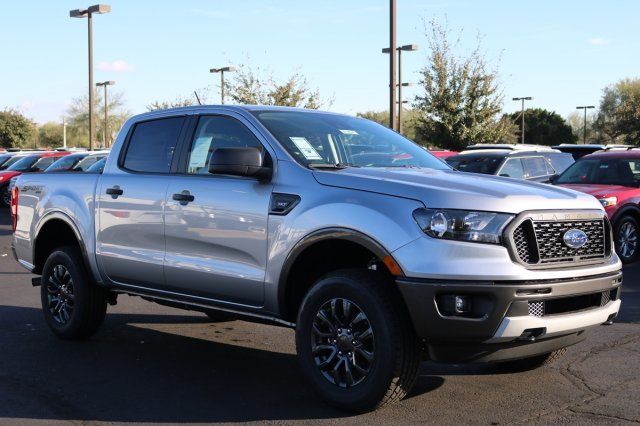 2020 Ranger SuperCrew Cab 4x4, Pickup #FL1162 - photo 4