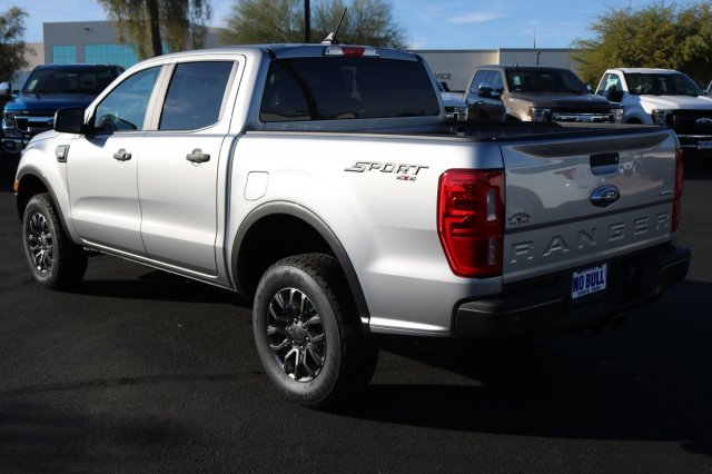 2020 Ford Ranger SuperCrew Cab 4x4, Pickup #FL1162 - photo 2