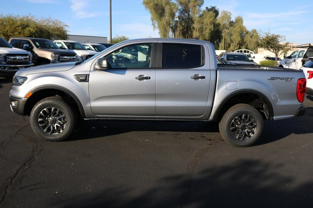 2020 Ford Ranger SuperCrew Cab 4x4, Pickup #FL1162 - photo 8