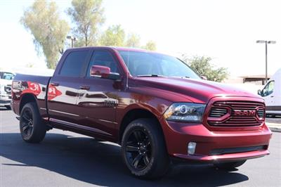 2018 Ram 1500 Crew Cab 4x4, Pickup #FL613A - photo 4