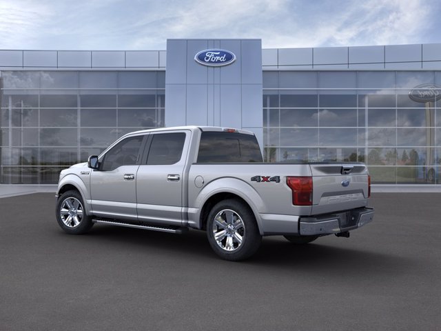 2020 Ford F-150 SuperCrew Cab 4x4, Pickup #FL816 - photo 2