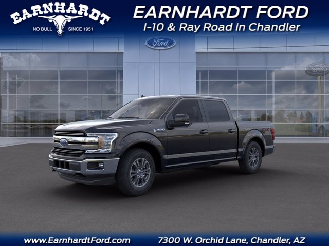 2020 Ford F-150 SuperCrew Cab 4x4, Pickup #FL930 - photo 1