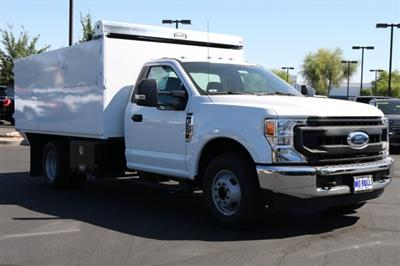 2020 F-350 Regular Cab DRW 4x2, Drake Equipment Landscape Dump #FL982 - photo 4