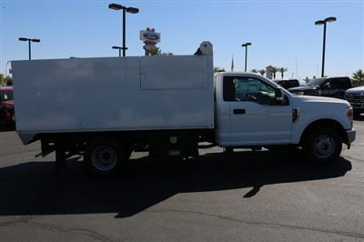 2020 F-350 Regular Cab DRW 4x2, Drake Equipment Landscape Dump #FL982 - photo 5