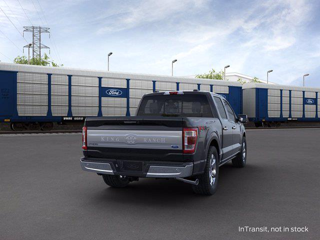 2021 Ford F-150 SuperCrew Cab 4x4, Pickup #FM1102 - photo 8