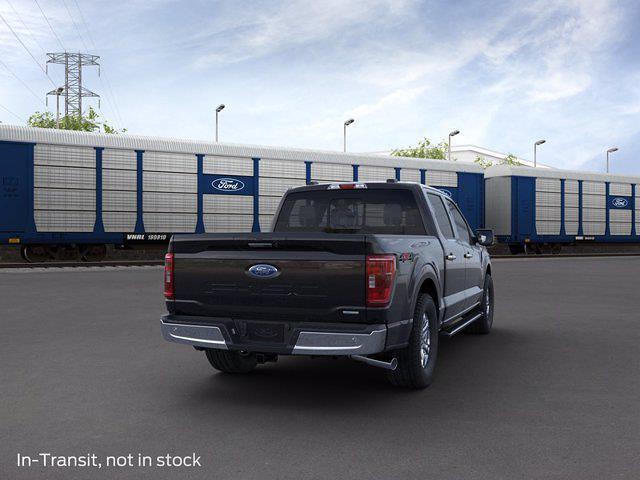 2021 Ford F-150 SuperCrew Cab 4x4, Pickup #FM1274 - photo 8