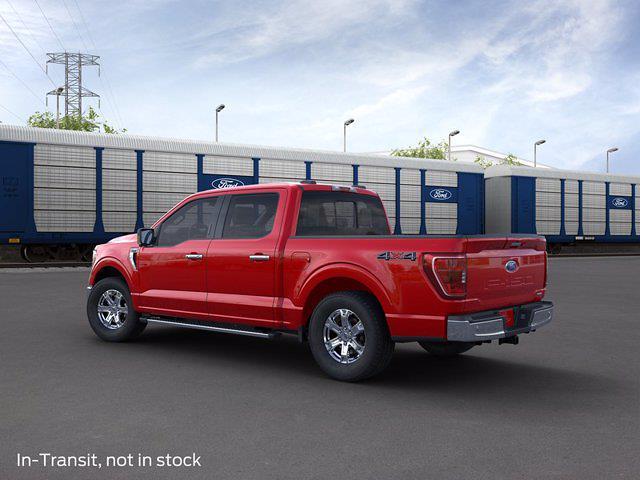 2021 Ford F-150 SuperCrew Cab 4x4, Pickup #FM1310 - photo 1