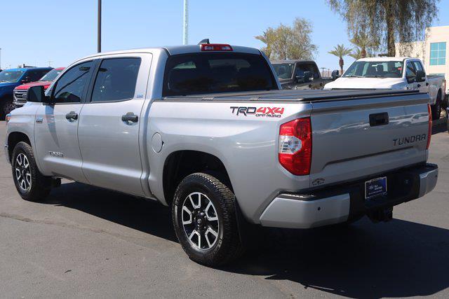 2020 Toyota Tundra Crew Cab 4x4, Pickup #FM142A - photo 2