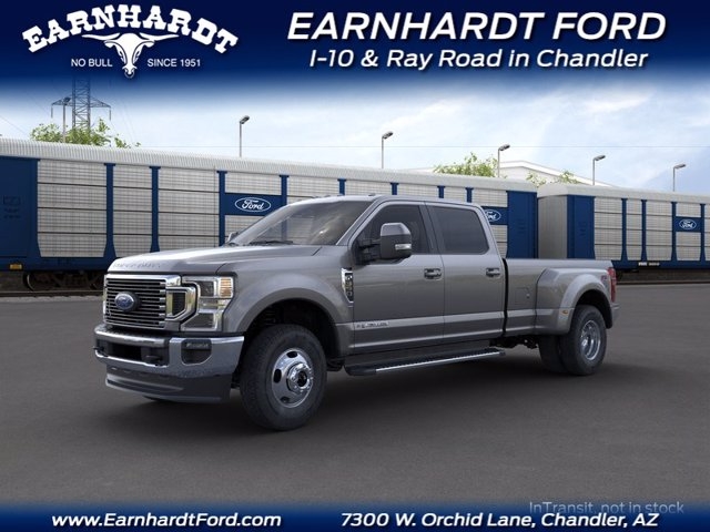 2021 Ford F-350 Crew Cab DRW 4x4, Pickup #FM254 - photo 1