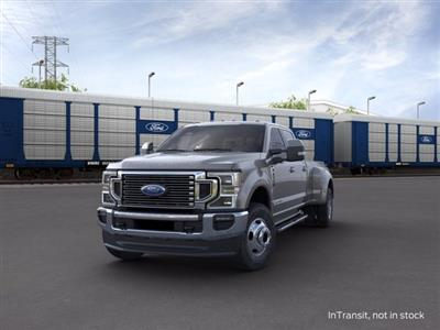 2021 Ford F-350 Crew Cab DRW 4x4, Pickup #FM254 - photo 3