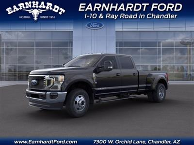 2021 Ford F-350 Crew Cab DRW 4x4, Pickup #FM258 - photo 1