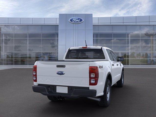 2021 Ford Ranger SuperCrew Cab 4x4, Pickup #FM308 - photo 8