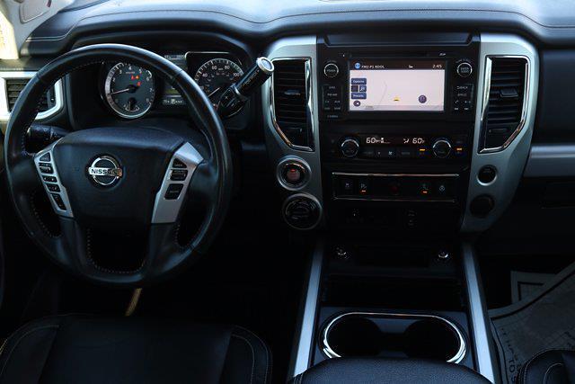 2018 Nissan Titan Crew Cab 4x4, Pickup #FM317A - photo 12