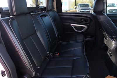 2018 Nissan Titan Crew Cab 4x4, Pickup #FM317A - photo 11