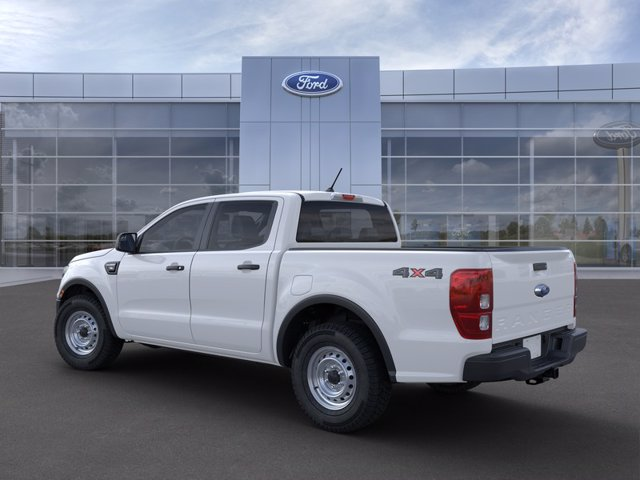 2021 Ford Ranger SuperCrew Cab 4x4, Pickup #FM320 - photo 2