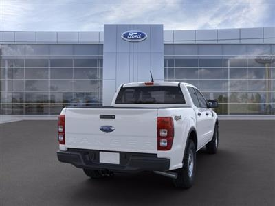 2021 Ford Ranger SuperCrew Cab 4x4, Pickup #FM320 - photo 8