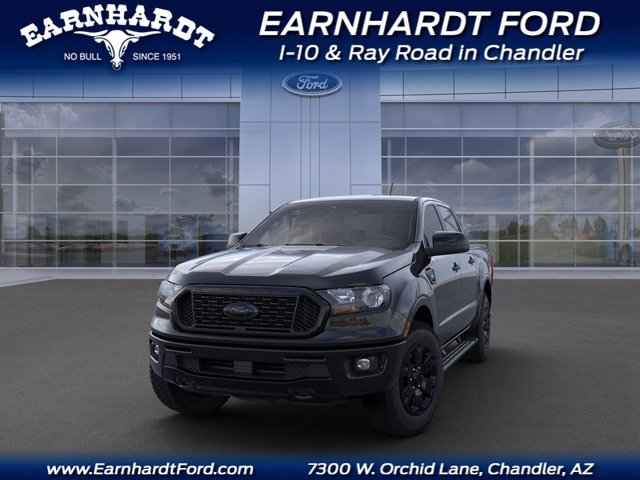 2021 Ford Ranger SuperCrew Cab 4x4, Pickup #FM377 - photo 1