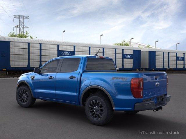 2021 Ford Ranger SuperCrew Cab 4x4, Pickup #FM378 - photo 2