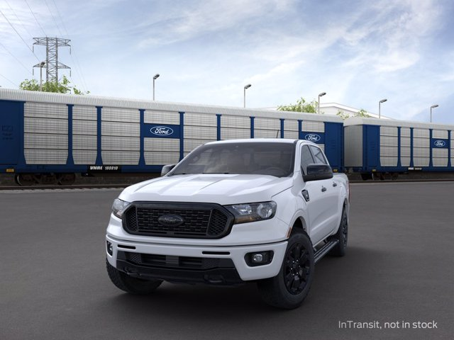 2021 Ford Ranger SuperCrew Cab 4x4, Pickup #FM392 - photo 3