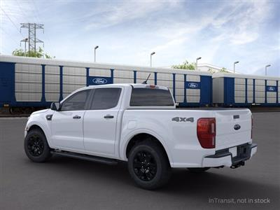 2021 Ford Ranger SuperCrew Cab 4x4, Pickup #FM392 - photo 2