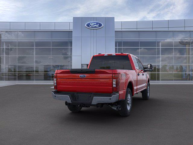 2021 Ford F-250 Crew Cab 4x4, Pickup #FM417 - photo 8