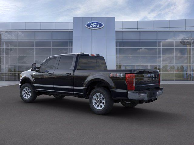 2021 Ford F-250 Crew Cab 4x4, Pickup #FM430 - photo 2