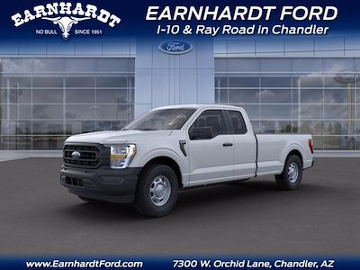 2021 Ford F-150 Super Cab 4x2, Pickup #FM432 - photo 1