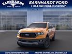 2021 Ford Ranger SuperCrew Cab 4x4, Pickup #FM454 - photo 1