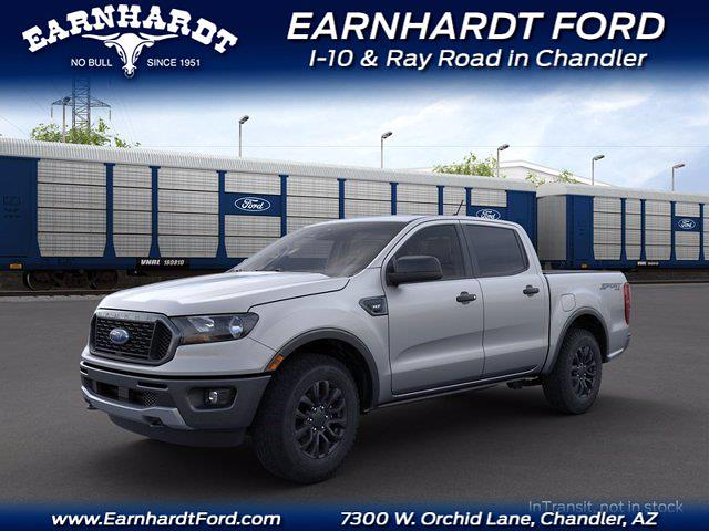 2021 Ford Ranger SuperCrew Cab 4x4, Pickup #FM474 - photo 1
