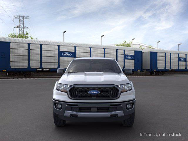 2021 Ford Ranger SuperCrew Cab 4x4, Pickup #FM474 - photo 2