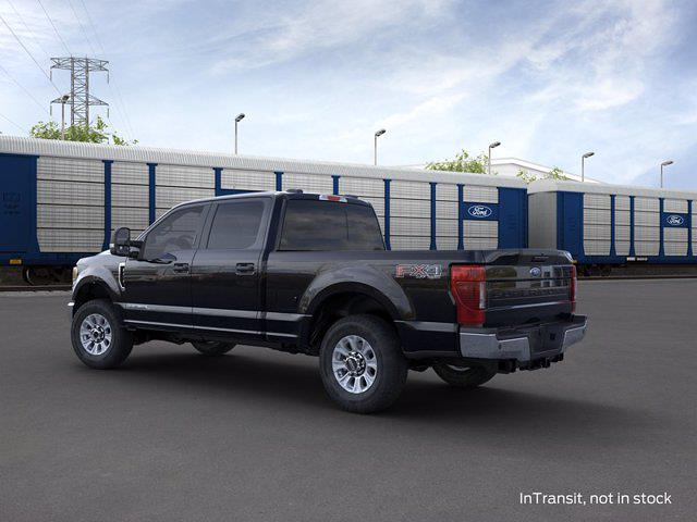 2021 Ford F-250 Crew Cab 4x4, Pickup #FM481 - photo 2