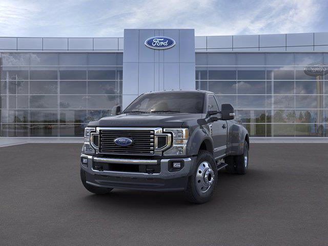 2021 Ford F-450 Regular Cab DRW 4x4, Pickup #FM498 - photo 3