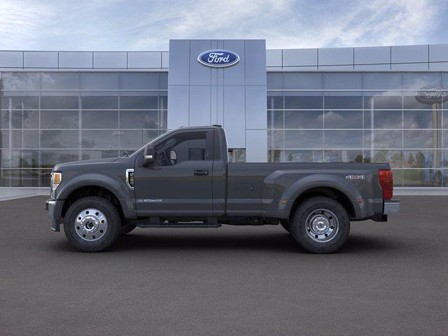 2021 Ford F-450 Regular Cab DRW 4x4, Pickup #FM498 - photo 4