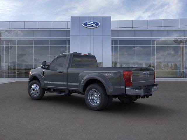 2021 Ford F-450 Regular Cab DRW 4x4, Pickup #FM498 - photo 2