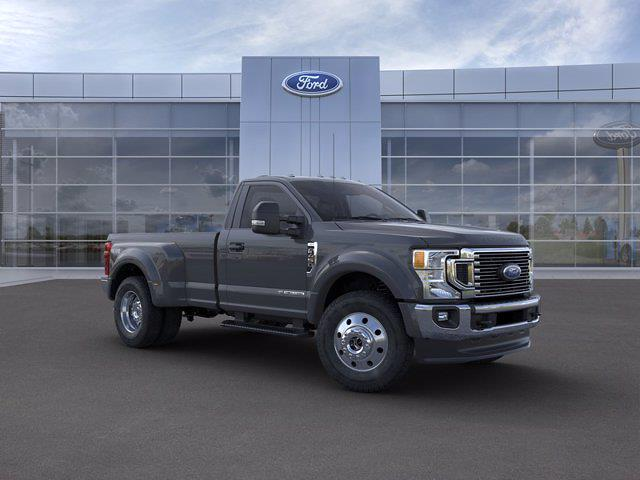 2021 Ford F-450 Regular Cab DRW 4x4, Pickup #FM498 - photo 7