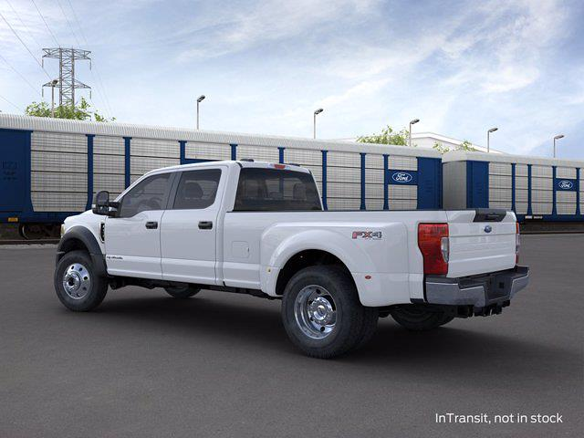 2021 Ford F-450 Crew Cab DRW 4x4, Pickup #FM536 - photo 2