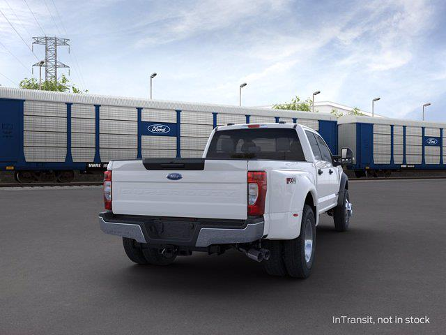 2021 Ford F-450 Crew Cab DRW 4x4, Pickup #FM536 - photo 4