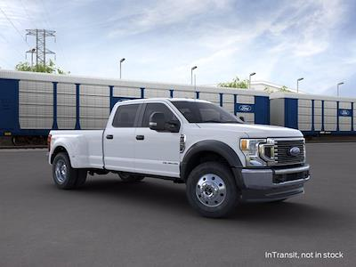 2021 Ford F-450 Crew Cab DRW 4x4, Pickup #FM536 - photo 3
