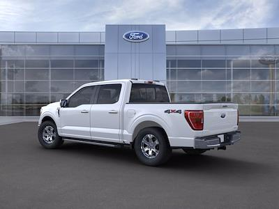 2021 Ford F-150 SuperCrew Cab 4x4, Pickup #FM565 - photo 2