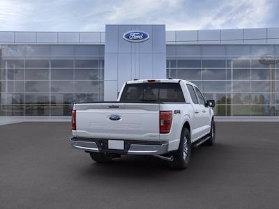 2021 Ford F-150 SuperCrew Cab 4x4, Pickup #FM565 - photo 8