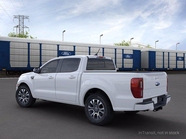 2021 Ford Ranger SuperCrew Cab 4x2, Pickup #FM600 - photo 2