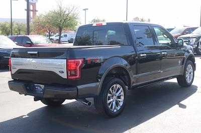 2017 Ford F-150 SuperCrew Cab 4x4, Pickup #FM645A - photo 6