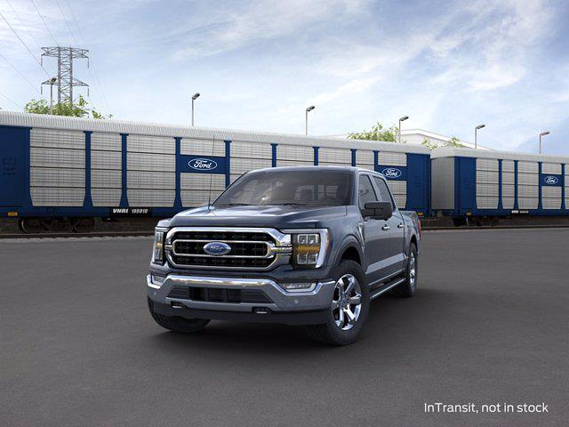 2021 Ford F-150 SuperCrew Cab 4x4, Pickup #FM664 - photo 3