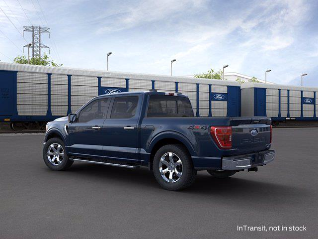 2021 Ford F-150 SuperCrew Cab 4x4, Pickup #FM664 - photo 2