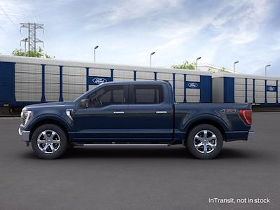 2021 Ford F-150 SuperCrew Cab 4x4, Pickup #FM664 - photo 4